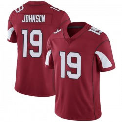 Nike KeeSean Johnson Arizona Cardinals Youth Limited Cardinal Team Color Vapor Untouchable Jersey